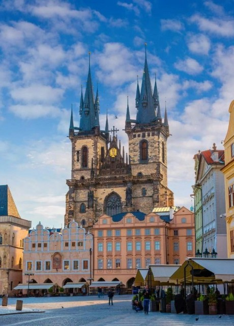 AIM Prague Events and Congresses Downtown