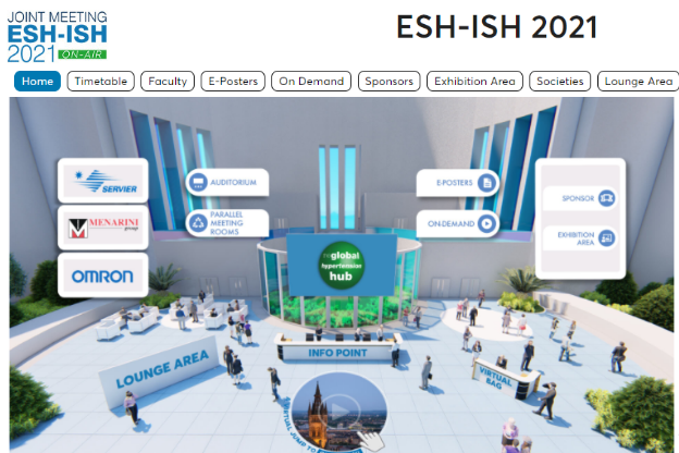 esh-ish congress virtual hall