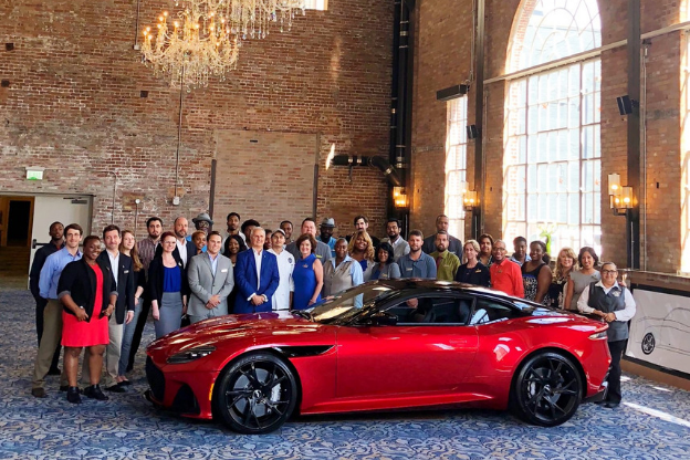 Aston Martin_Group photo_AIM Group International