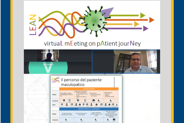 virtual meeting ophtalmologists