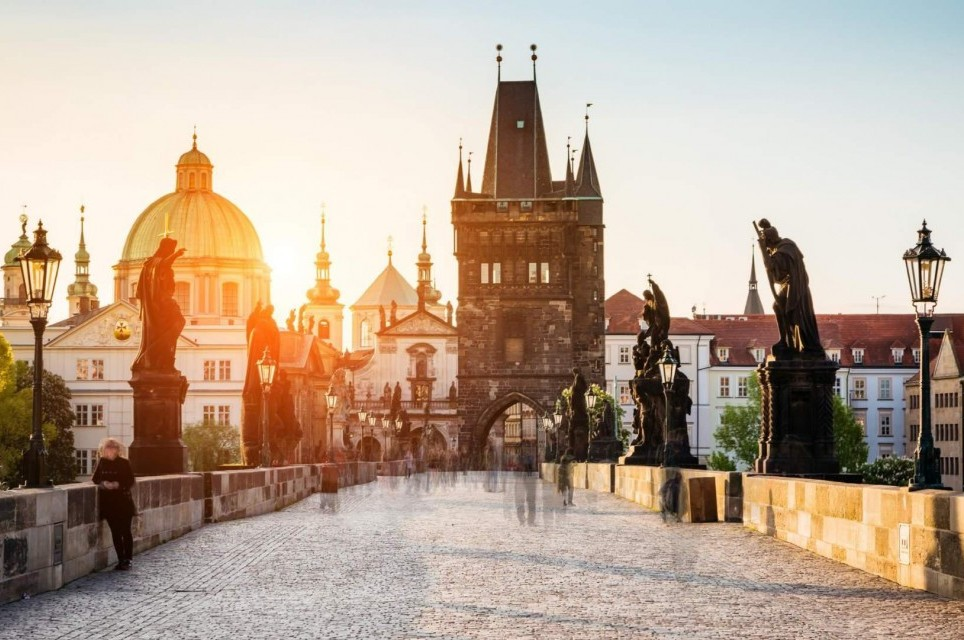 AIM Prague Events and Congresses St Charles Bridge